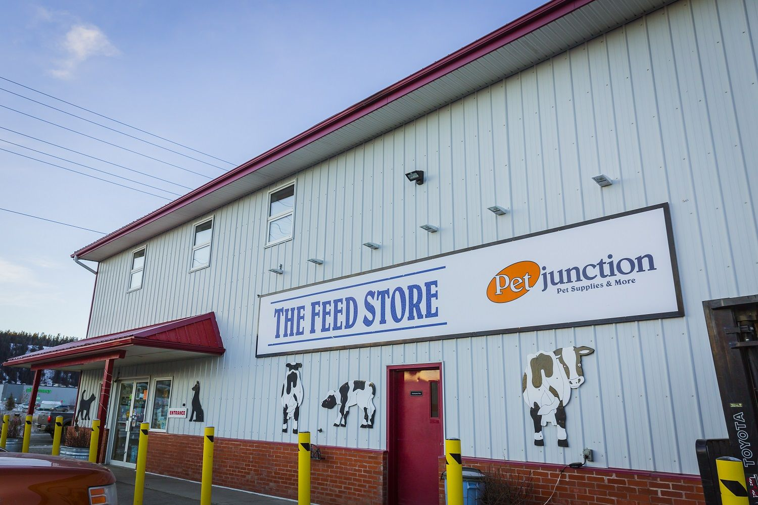 Pets and Livestock Whitehorse | Home | The Feed Store/Pet